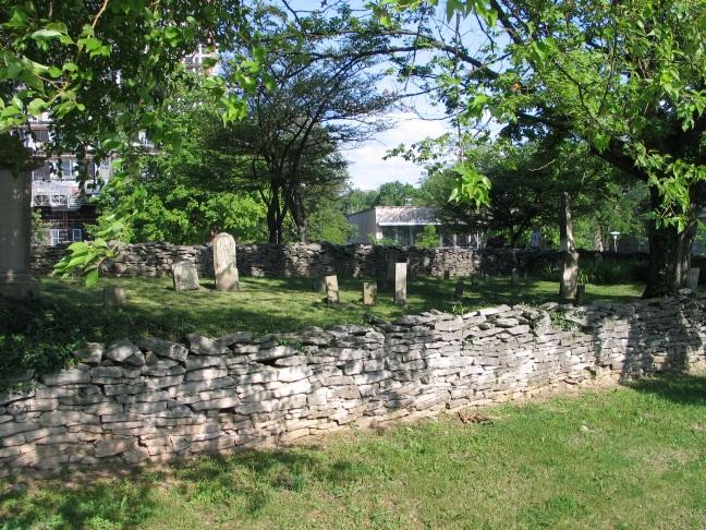 Rogers Cemetery Far View