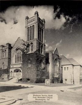 meth church